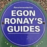 Egon Ronay logo